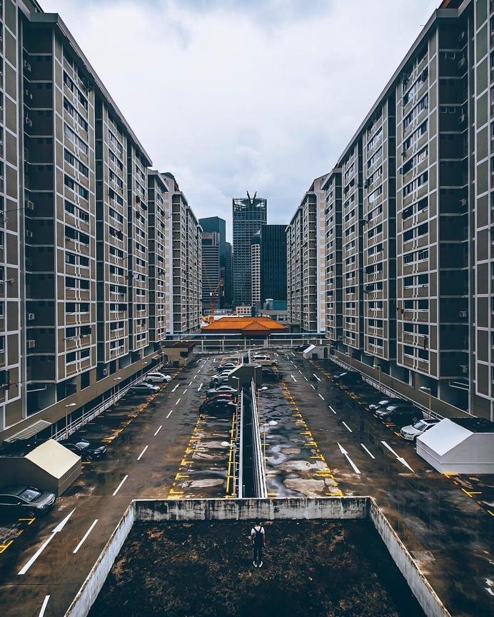 Stunning Urban Instagrams of Singapore by Jethro Hoon