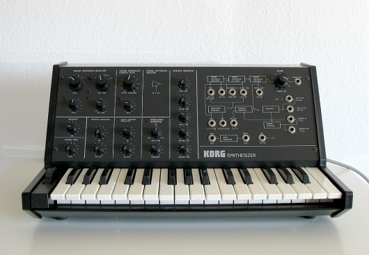 ms10-1.jpg 1106×767 pixels #synth #knobs #ms10 #korg #keys