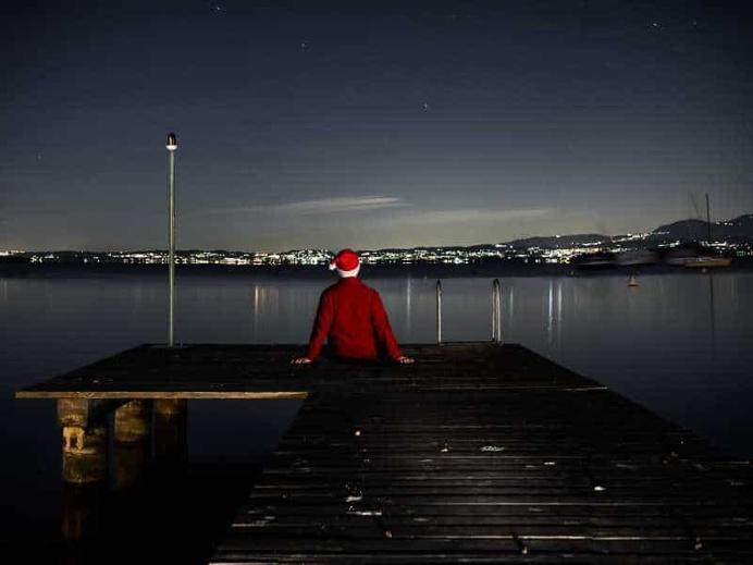 Santa's Ordinary Nights by Leonardo Papi