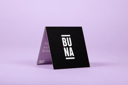 BUNA #coffee #logo #branding