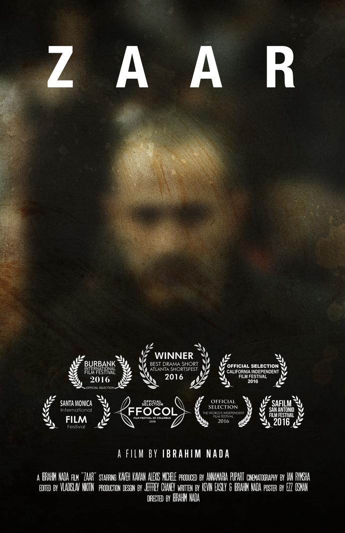 ZAAR poster ii