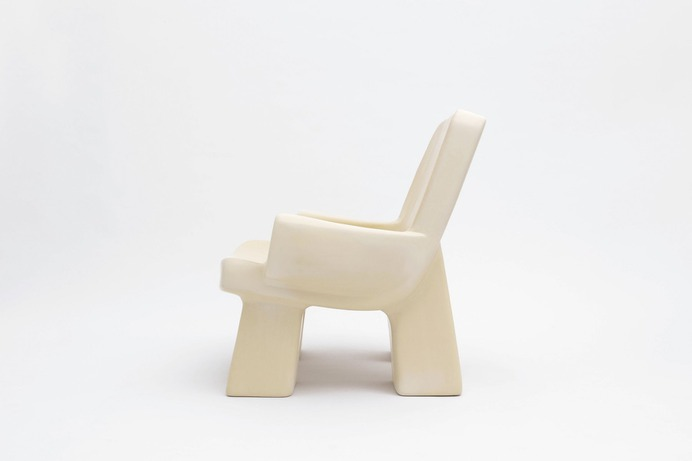 Fudge Chair by Faye Toogood