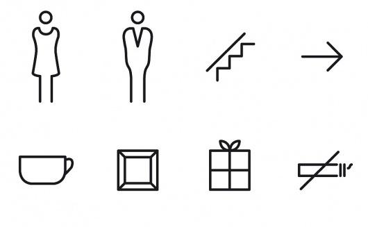 Jerwood Gallery | Tom Petty | Designer #icons #symbols