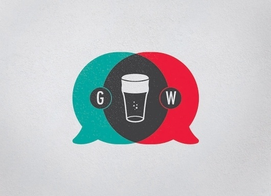 Gollywolly | kylefletcher.com #logo #print #design #beer