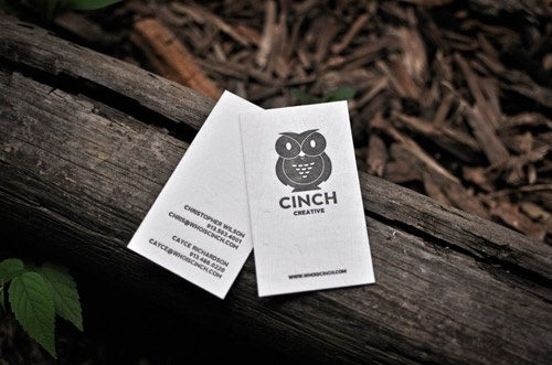 business-cards-designs-10b.jpg (JPEG Image, 500x331 pixels) #white #business #design #letterpress #black #minimal #and #cards