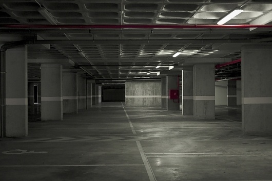 Geometric Symmetry on the Behance Network #photography #concrete #minimal #clean