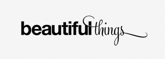 beautifulthings.png (PNG Image, 884x316 pixels) #helvetica #script #typography