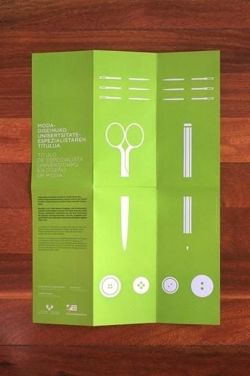 35 Beautiful Brochure Designs at DzineBlog.com - Design Blog & Inspiration #brochure