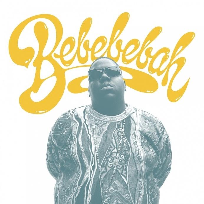 Typography, Rap
