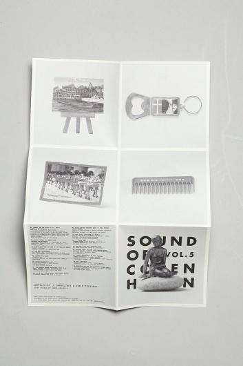 Sound of Copenhagen › Philip Battin Studio #packaging #design #graphic