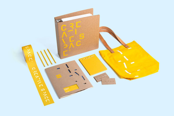 Creative Space by Ro & Co #branding