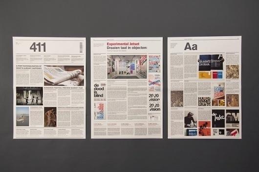 Buamai - Buamai Curation #print #design #newspaper #editorial