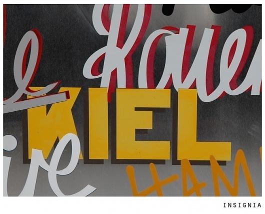 Paul Crump / Graphic Designer #design #graphic #screen #printing #drawn #hand #typography
