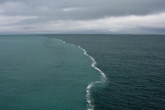 Merging Oceans - (195,000+ Views) | Flickr - Photo Sharing! #photo #water #mix #merge
