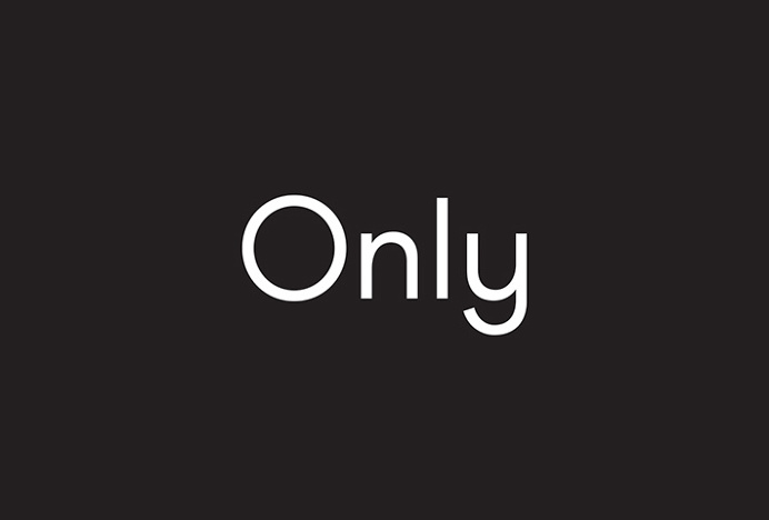 Only by Only #logo #logotype