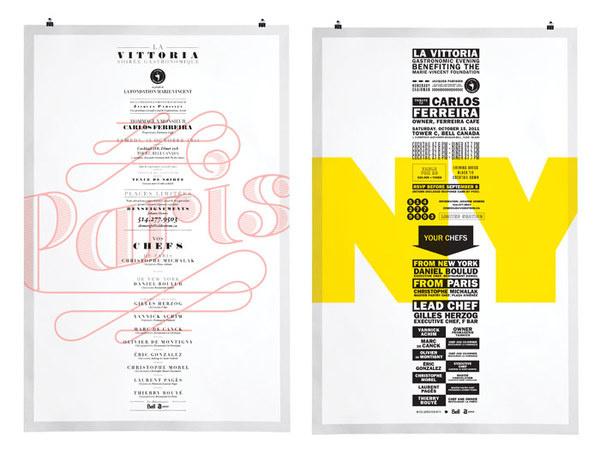 LG2 La Vittoria #type #design #poster