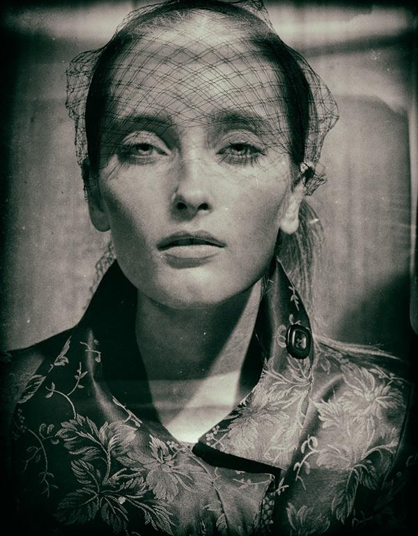 Sandrine Dulermo and Michael Labica   PICDIT #fashion #photo #photography