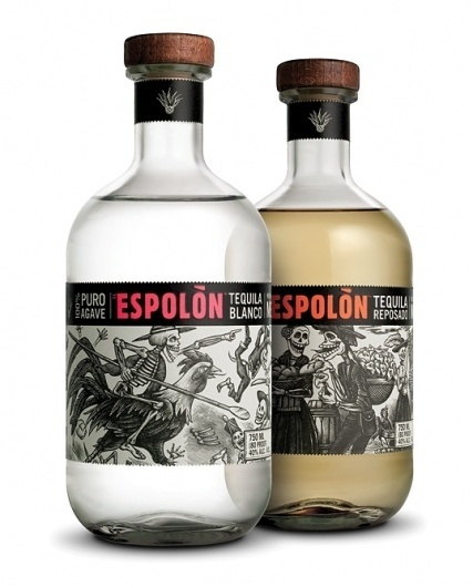 Lovely Package® . The leading source for the very best that package design has to offer. #espolon #agave