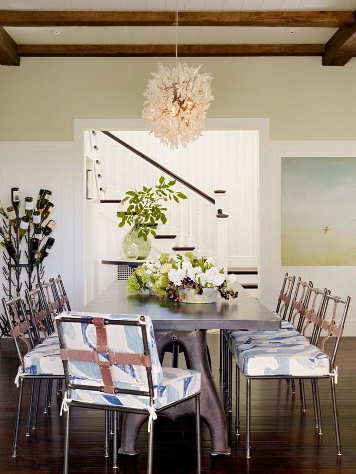 Napa Farm House in California / Stephen Willrich Design