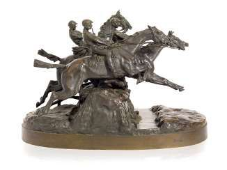 An Equestrian Composition