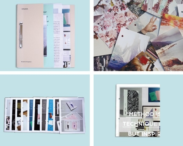 Influence on the Behance Network #inspiration #design #graphic #book #publication #type #layout #editorial #typography