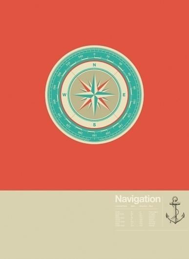 navigation — poster - Astronaut #anchor #compass #navigation