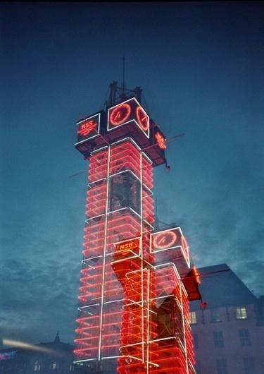 All sizes | Oslo | Flickr - Photo Sharing! #analog #photo #lomo #night #oslo #photography