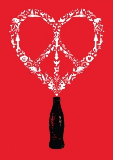 Coca-Cola « Jonathan Zawada #coke #cocacola #advertising #illustration #jonathan #zawada