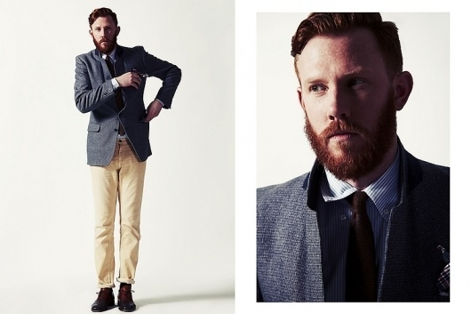 GILT MAN: Style Notes on StyleCaster #look #flint #jared #giltman #airport