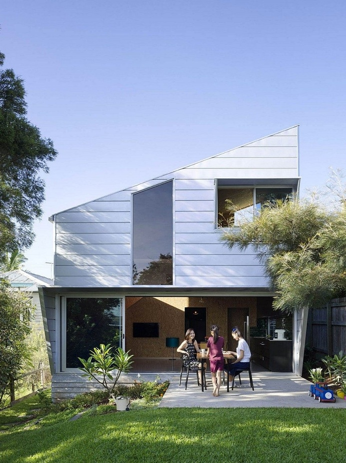 SIPS House by Kieron Gait Architects