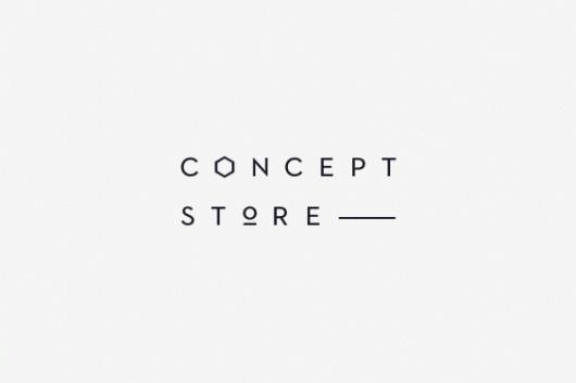 Concept Store - Andrey Grabelnikov #logotype #branding #design #store #identity #logo #typography
