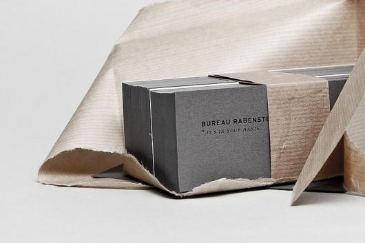 Bureau Rabenstein #namecards #photography #photograp #stationery