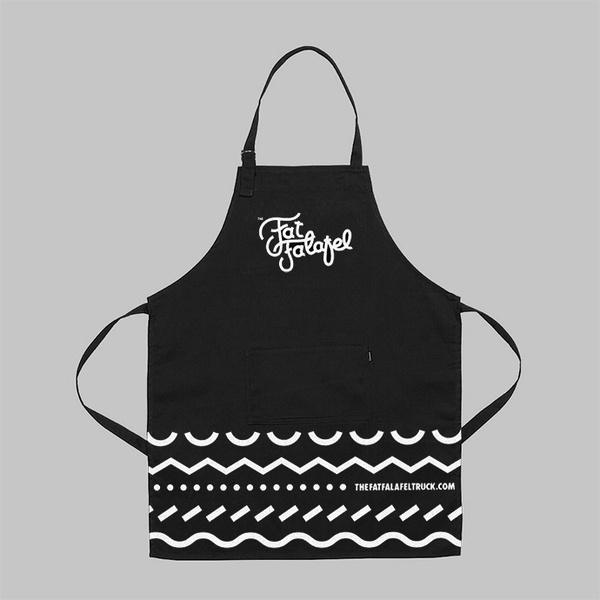 Strawberry Militia | In Full Effect #truck #apron #pattern #branding #print #food #logo