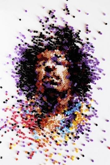 Ian Wright #ian #wright #henrix #jimi #mosaic