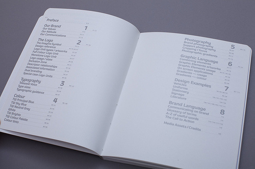 Telewest Identity Guidelines Brand Manual #bv