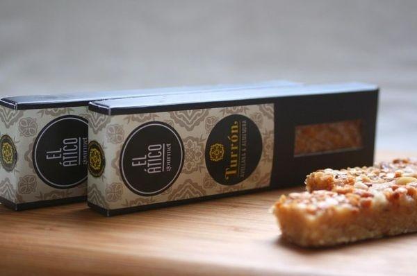 Nougat packaging #packaging #food