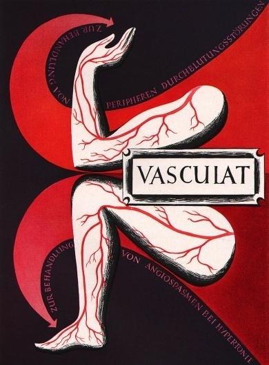 All sizes   Claus Hansmann Illustration 4   Flickr - Photo Sharing! #claus #1950s #hansmann #advert #pharmaceutical
