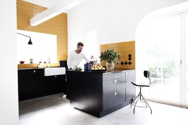 The Design Chaser: Homes to Inspire | Simply Striking in Sweden #interior #design #decoration #deco