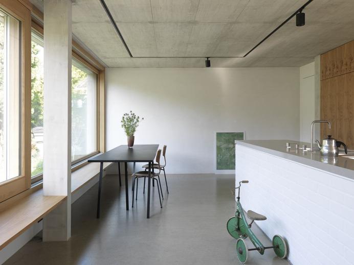 Detached House in Riehen by Kloter Architekten
