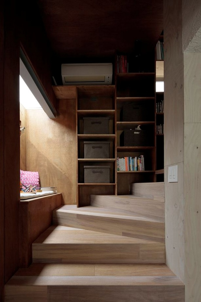 Tokyo City House / Id Fr Architecture 12