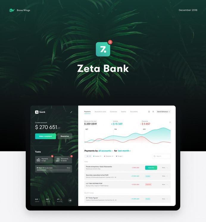 Zeta Bank