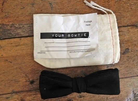 Band of Outsiders Academy Awards Gifts | Highsnobiety.com #oscar #of #outsider #bowtie #vintage #award #band