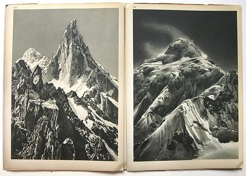 6552285961_622e314a5a.jpg (500×359) #vittorio #sella #vintage #layout #mountains