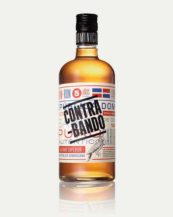 Contra Bando, by 3TG #dominican #contrabando #rum
