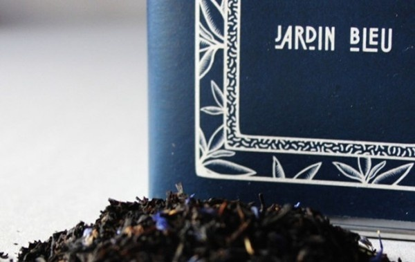 Le Jardin Colonial Branding 19 #design #graphic #tea