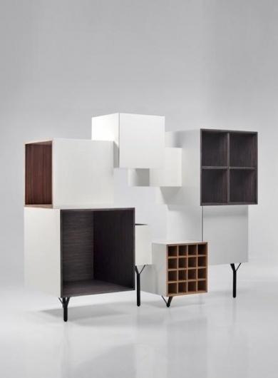 cabinet free port - storage - Producto BD Barcelona Design #furniture
