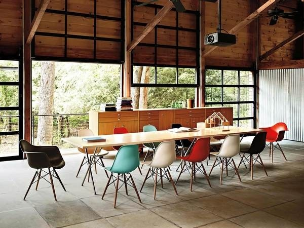 Dining and Meeting Herman Miller Collection #interior #moder #miller #chair #furniture #herman #eames