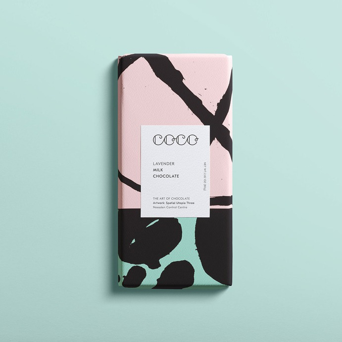 COCO — The Art of Chocolate - Mindsparkle Mag Edinburgh-based COCO is very good at making chocolate. But they needed a clear brand position: their own unique space in a competitive industry. #logo #packaging #identity #branding #design #color #photography #graphic #design #gallery #blog #project #mindsparkle #mag #beautiful #portfolio #designer