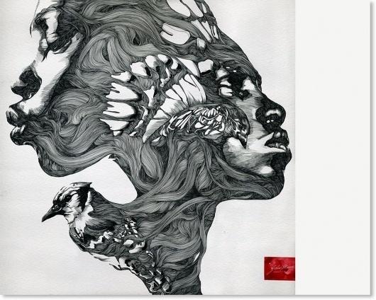 Gabriel Moreno #moreno #illustration #drawing #gabriel
