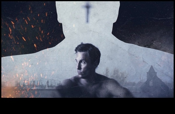 True Detective (2014) — Art of the Title #double exposure #overlay #layers #true detective #title sequences